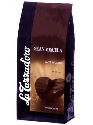 Kavos pupelės La tazzadoro Gran Miscela 1kg