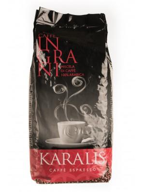 Kavos pupelės Karalis Rossa...