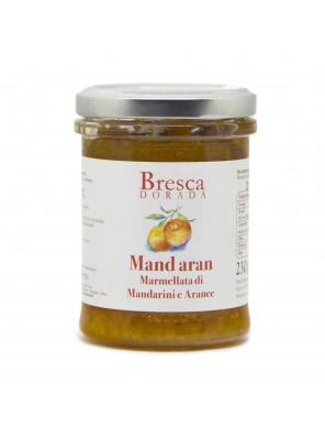 Mandarinų- apelsinų džemas...