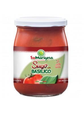Pomidorų padažas su šviežiu...